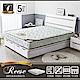 H&D 瑞絲抗菌透氣彈簧床墊-雙人5尺 product thumbnail 1