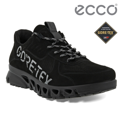 ECCO MULTI-VENT M 全方位城市戶外運動休閒鞋 男鞋 黑色