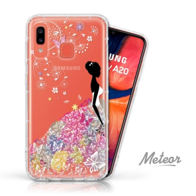 Meteor Samsung Galaxy A20 / A30 奧地利水鑽殼 - 花嫁