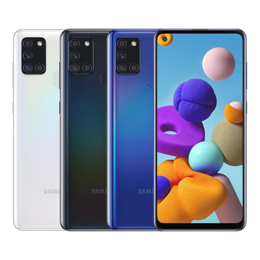 SAMSUNG Galaxy A21s (4G/64G) 6.5吋智慧型手機