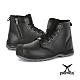 PAMAX帕瑪斯【頂級氣墊工作安全靴】PX87710FEH-內側拉鍊、中筒鋼頭安全靴、專利氣墊鞋墊 product thumbnail 1