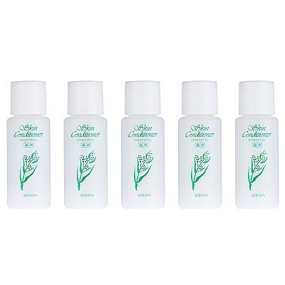 ALBION艾倫比亞 健康化妝水(12ml)x5(即期良品)