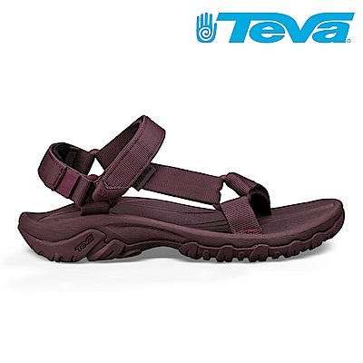 TEVA Hurricane XLT 女休閒涼鞋 紫紅色
