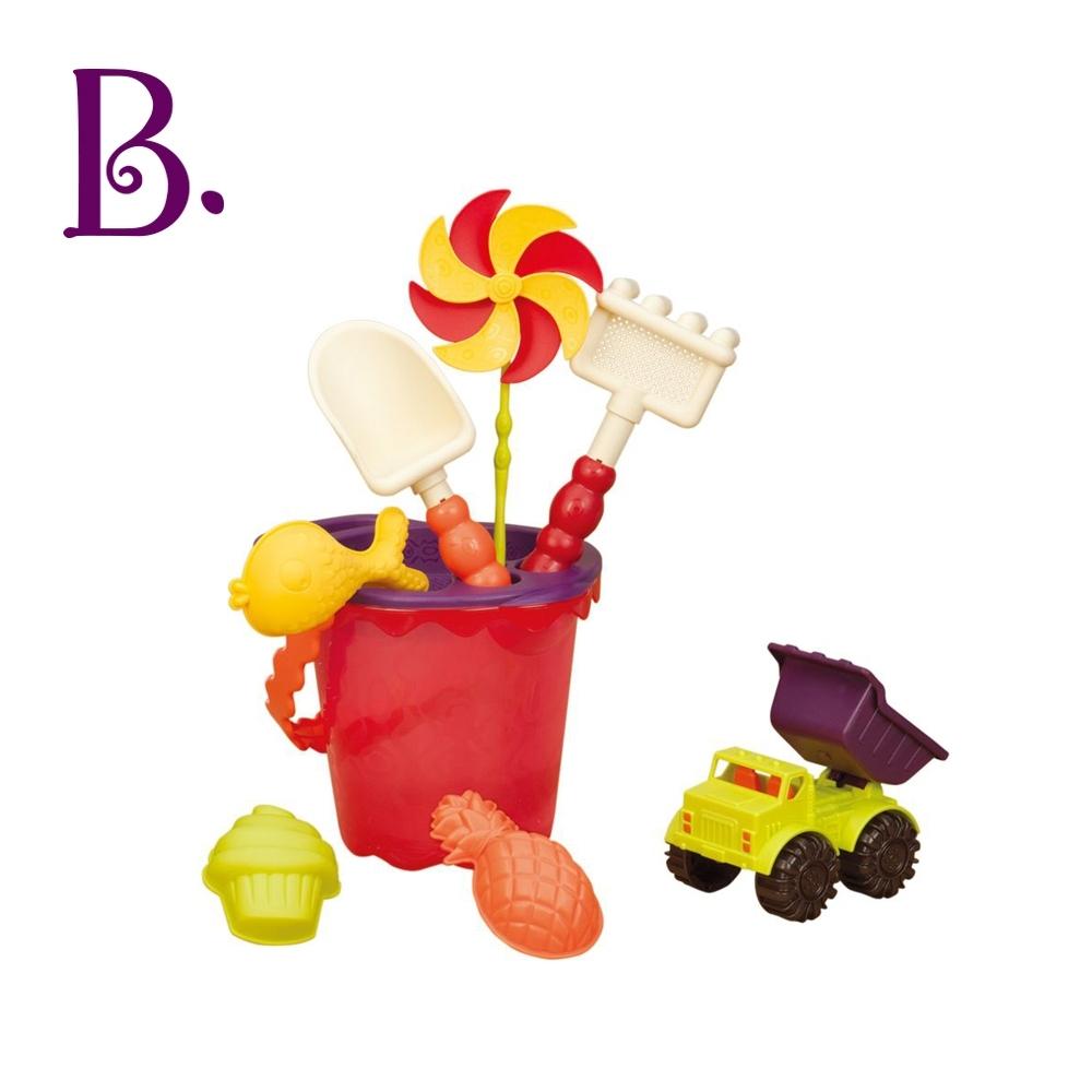 B.Toys 沙趣多多 (芒果色)