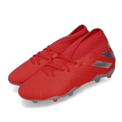 adidas 足球鞋 Nemeziz 19.3 FG 童鞋