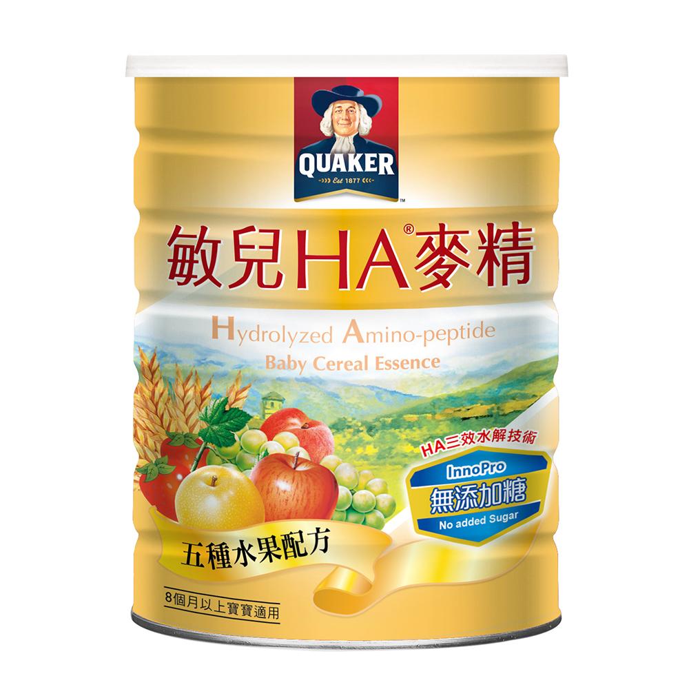 桂格 敏兒HA五種水果麥精(700g)