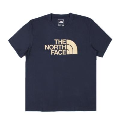 The North Face 男 M S/S HALF DOME TEE - AP 圓領T(短)