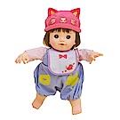 POPO-CHAN娃娃-貓咪帽POPO-CHAN(眼睛能閉上喔)