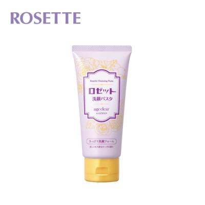 【ROSETTE】輕熟齡白潤洗顏乳 120g