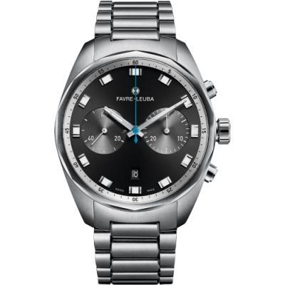 Favre-Leuba域峰表Chief系列Sky Chief Chronograph腕錶(00.10202.08.11.20)-43mm