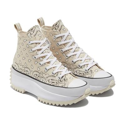 CONVERSE RUN STAR HIKE 高筒 男款 女款 休閒鞋 變形蟲 增高鞋 米白色 171941C