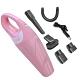 USB無線手持吸塵器 車用吸塵器手持吸塵器 小型吸塵器粉色 product thumbnail 1