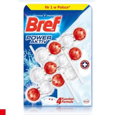 Bref 馬桶芳香清潔球(強力抗菌) 3入組 50g