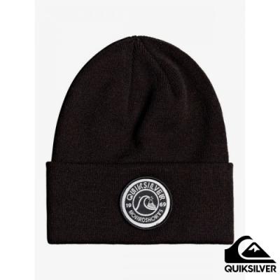 【QUIKSILVER】HAMFIELD 毛帽 黑色