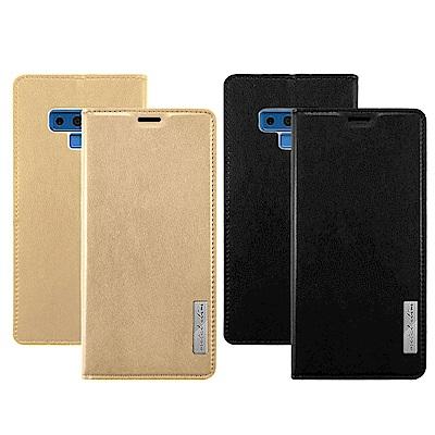 Metal-Slim SAMSUNG Galaxy Note 9 高仿小牛皮TPU皮套