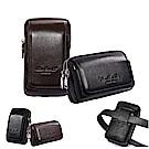 玩皮工坊-真皮頭層牛皮腰掛可裝6吋手機男士手機包腰包LB154