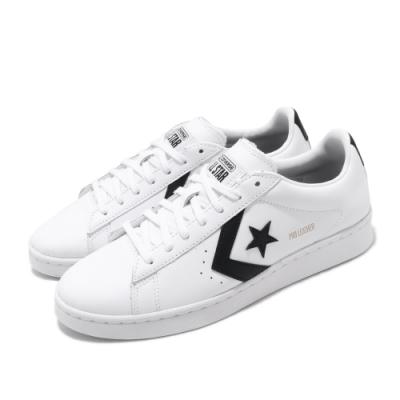 CONVERSE PRO LEATHER OX WHITE/BLACK/WHITE 男女鞋 167237C