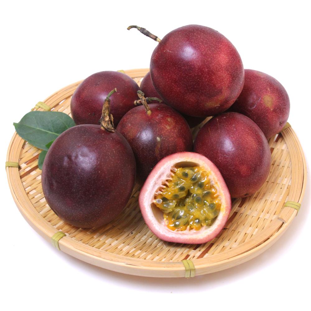 【愛上水果】埔里吊網香甜百香果 10台斤(約70-80顆)