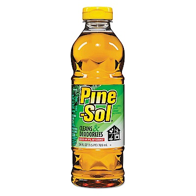 美國 Pine-Sol 清潔劑(松木香24oz/709ml)