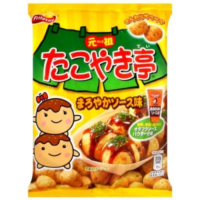 Fritolay 元祖章魚燒風味餅乾(58g)