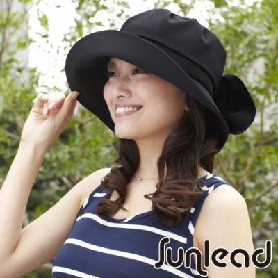 Sunlead 馬尾護頸款。防曬寬緣防風吹落透氣遮陽帽