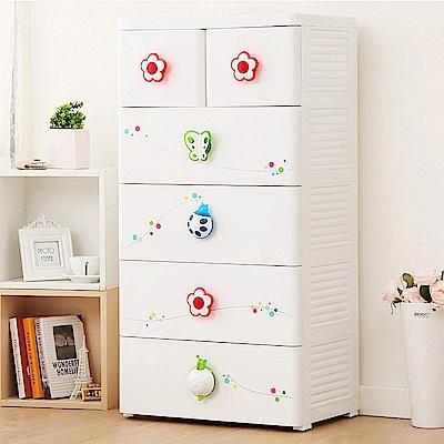 【+O 家窩】仲夏森林造形把手收納櫃-DIY