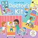 Pop Out & Play:Doctor's Kit 看診遊戲拼圖書 product thumbnail 1