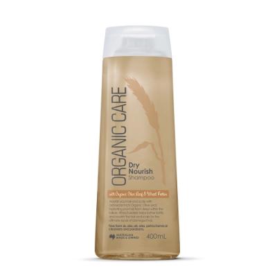 (即期品)澳洲Natures Organics 植粹洗髮精(潤澤滋養)400mlX4入