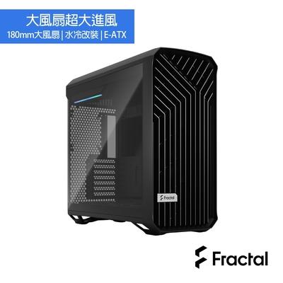 Fractal Design Torrent Black TG Light Tint 電腦機殼-黑