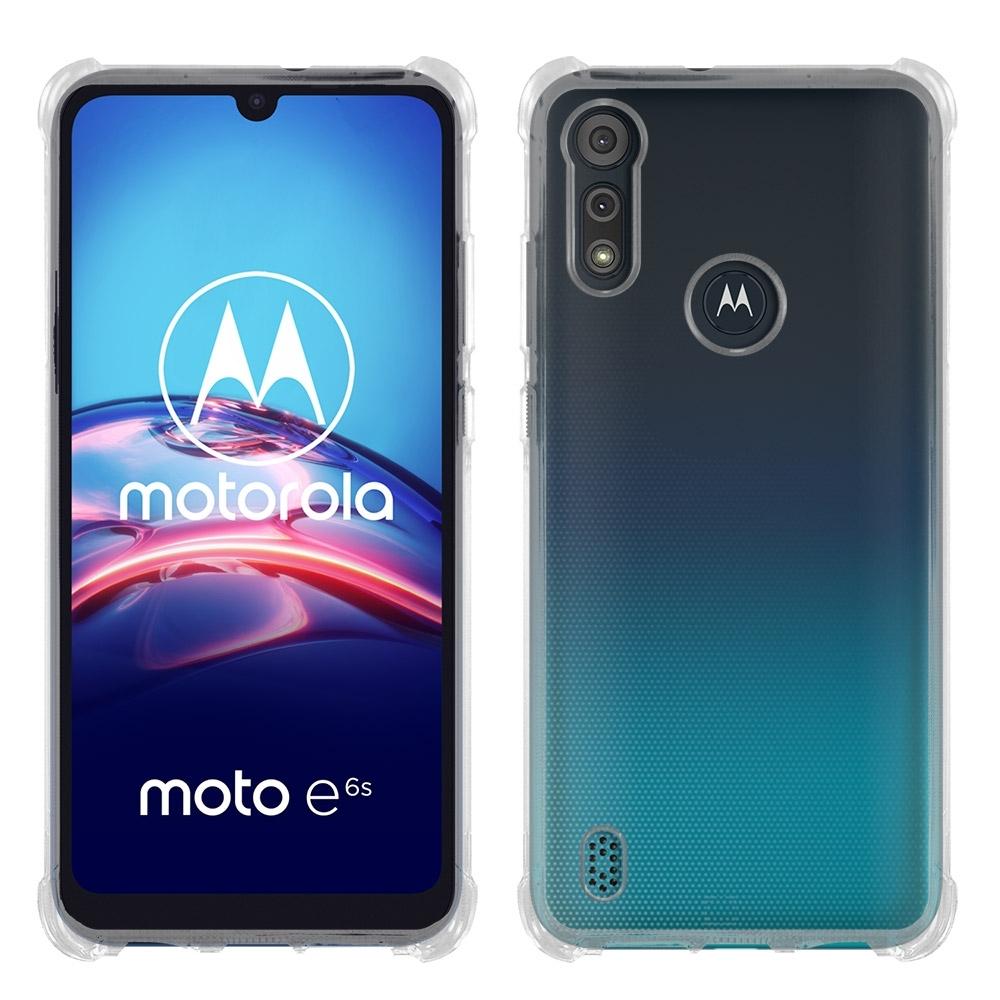 Metal-Slim Motorola Moto E6s(2020) 強化防摔抗震空壓手機殼