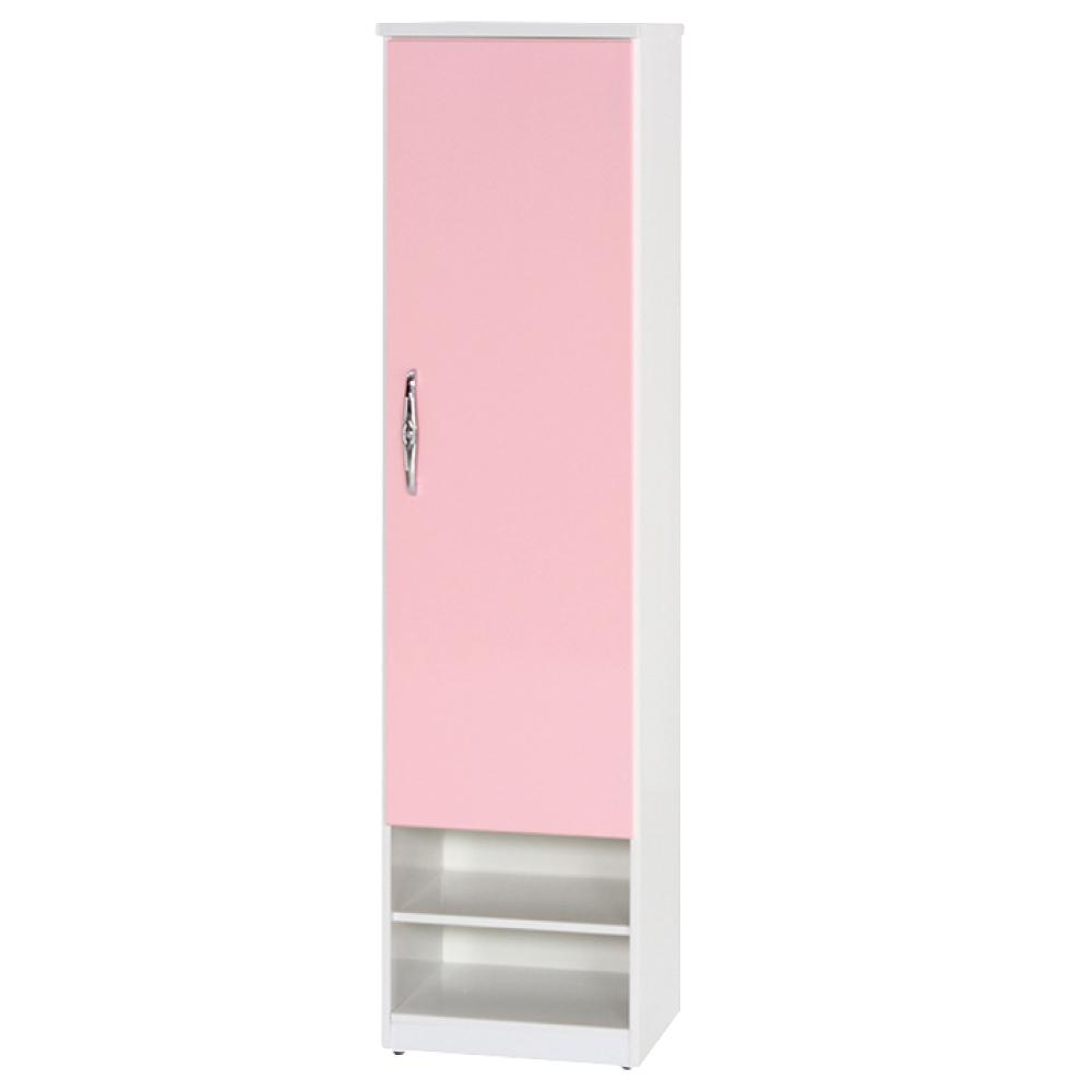 綠活居 阿爾斯環保1.4尺塑鋼單門高鞋櫃(12色)-42.5x37x180cm免組