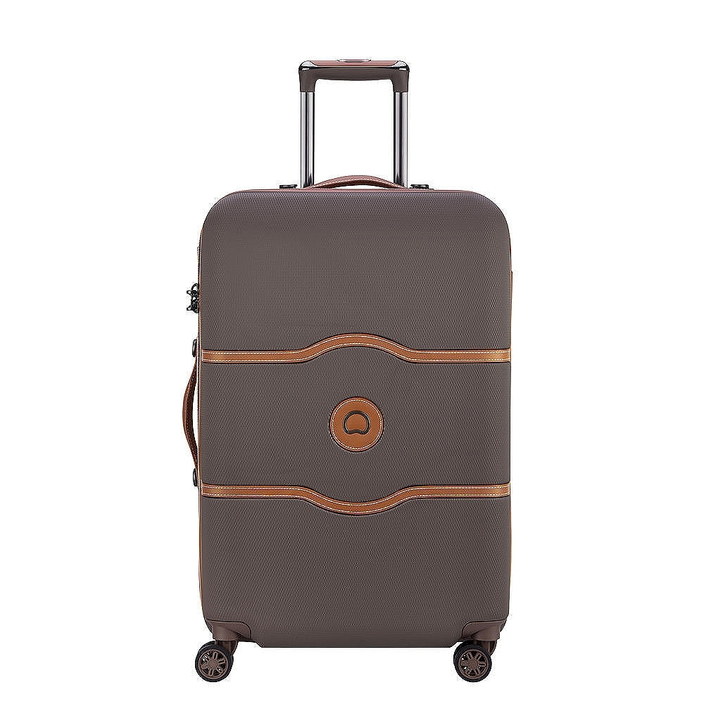 【DELSEY】CHATELET AIR-24吋旅行箱-咖啡色 00167281006