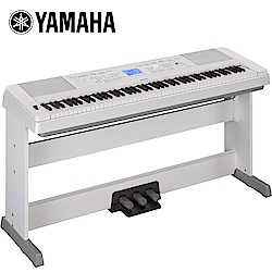 YAMAHA DGX660 WH 88鍵電鋼琴含伴奏琴功能