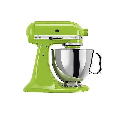 KitchenAid抬頭式桌上型攪拌機青蘋綠3KSM150PSTGA