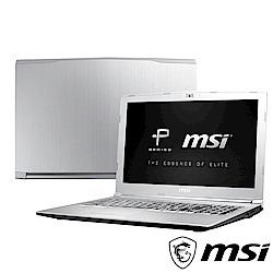 MSI微星 PE62-252 15吋筆電(i5-8300H/1050Ti/12
