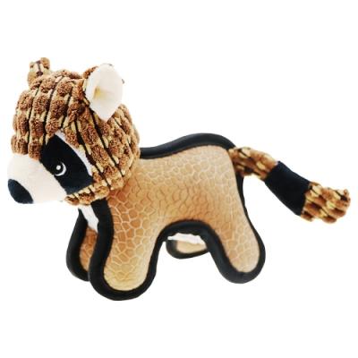 JohoE嚴選 耐咬Q彈浣熊壓毛橡膠有聲寵物玩具狗玩具貓玩具