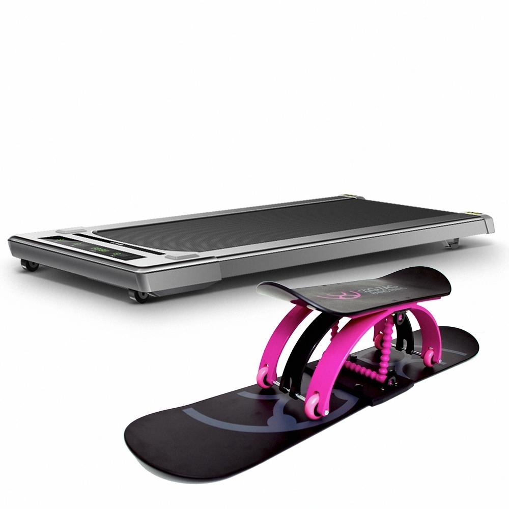 買一送一【 X-BIKE 晨昌】小漾智能平板跑步機/SHOWYOUNGMINI(送魔塑機)