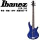 Ibanez GSR-200 電貝斯/主動式Bass/藍色 product thumbnail 1