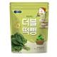 韓國 【BEBECOOK】 嬰幼兒雙色初食綿綿米餅(白米菠菜) product thumbnail 1