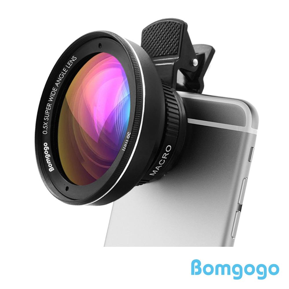 Bomgogo Govision L3 廣角微距手機鏡頭組 (58mm)
