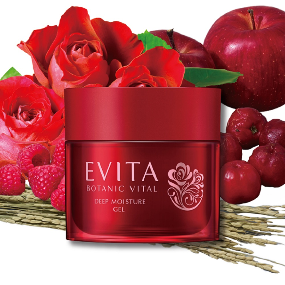 EVITA 紅玫瑰潤澤水凝霜