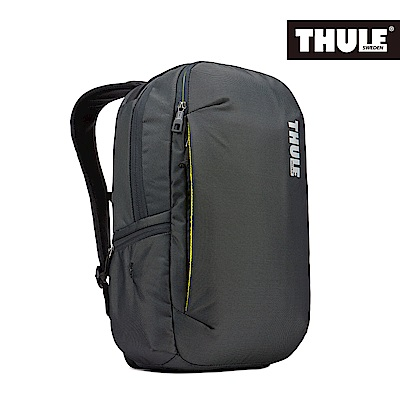 THULE-Subterra Backpack 23L筆電後背包TSLB-315-暗灰