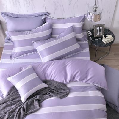 OLIVIA Samantha 特大雙人床包歐式枕套三件組 300織天絲TM萊賽爾 台灣製