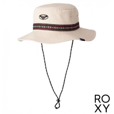 【ROXY】LATITUDE 戶外運動帽 白色