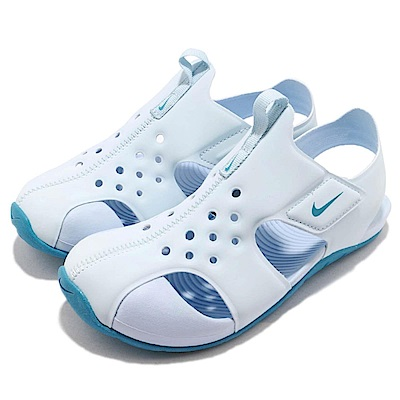 Nike 涼拖鞋 Sunray Protect 2 穿搭 童鞋