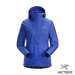 Arcteryx 始祖鳥 女 Tenquille 軟殼抗風外套 青石藍