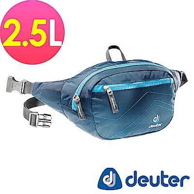 【ATUNAS 歐都納】德國DEUTER Belt ll 隨身腰包/霹靂腰包39014藍