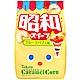 東鳩 焦糖玉米脆果-昭和的水果聖代風味(77g) product thumbnail 1