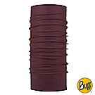 《BUFF》Plus經典頭巾-深紫葡萄 BF117818-604