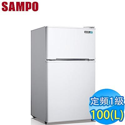 SAMPO聲寶 100L 1級定頻2門電冰箱 SR-A11G